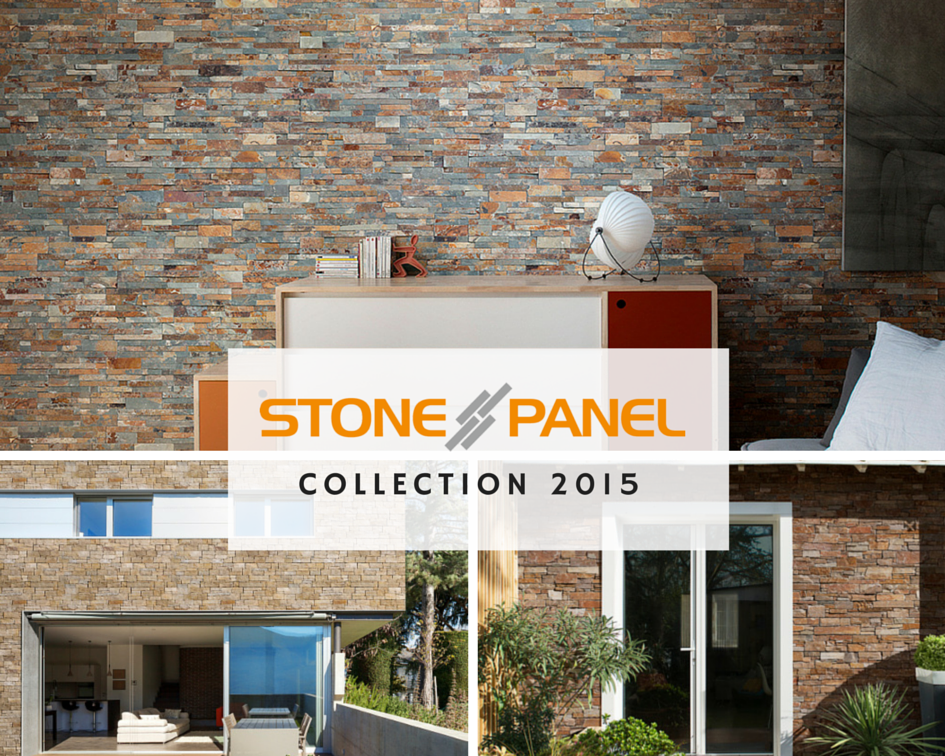 COLLECTION STONEPANEL 2015